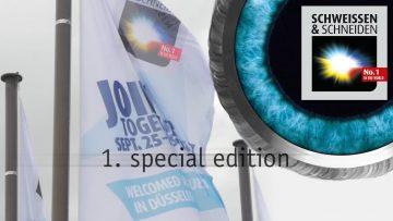 1. special edition from the SCHWEISSEN & SCHNEIDEN