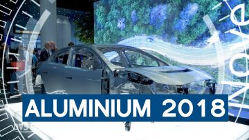 Aluminium 2018 in Düsseldorf | Sondersendung zur Messe | METAL WORKS-TV