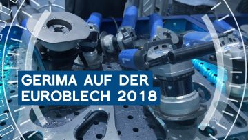 Anfastechnik von Gerima auf der Euroblech 2018   METAL WORKS-TV