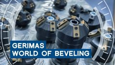 Anfastechnik von Gerima: World of Beveling | METAL WORKS-TV