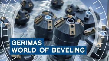 Anfastechnik von Gerima: World of Beveling   METAL WORKS-TV