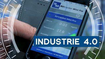 Arbeitsschutz 4.0 – Raumluft automatisch überwachen und reinigen | METAL WORKS-TV-Magazin | METAL WORKS-TV
