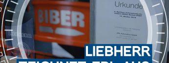 Ausgezeichnet: ERL gewinnt Lieferantenpreis von Liebherr | METAL WORKS-TV