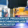 Bohr-Plasmaschneidanlage MasterCut von Microstep | METAL WORKS-TV