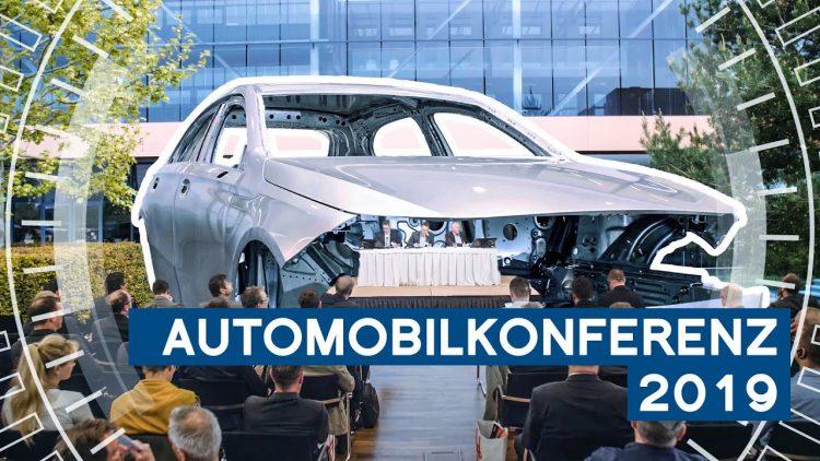 Digitalisierung im Automobilbau: Automobilkonferenz 2019 bei Fronius | METAL WORKS-TV