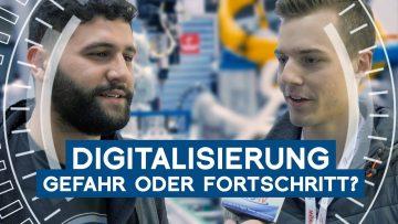 Digitalisierung und Industrie 4.0: Fortschritt oder gefährlich? | METAL WORKS-TV