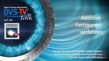 METAL WORKS-TV Nachrichten Talk – Additive Fertigung