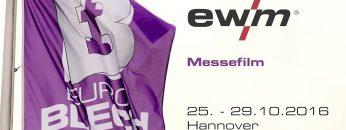 EWM auf der Euroblech 2016