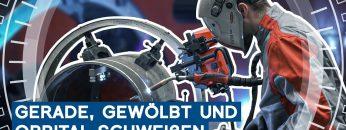 FlexTrack 45 Pro: Flexibler Schweißtraktor von Fronius  | METAL WORKS-TV