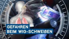 Gefahren beim WIG-Schweißen | Ozon, Rauch & Radioaktivität | METAL WORKS-TV