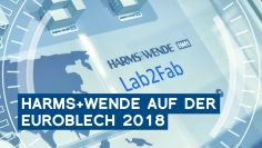 Harms & Wende auf der Euroblech 2018 in Hannover | METAL WORKS-TV