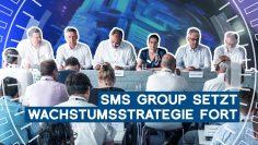Jahrespressekonferenz der SMS group 2019 | METAL WORKS-TV