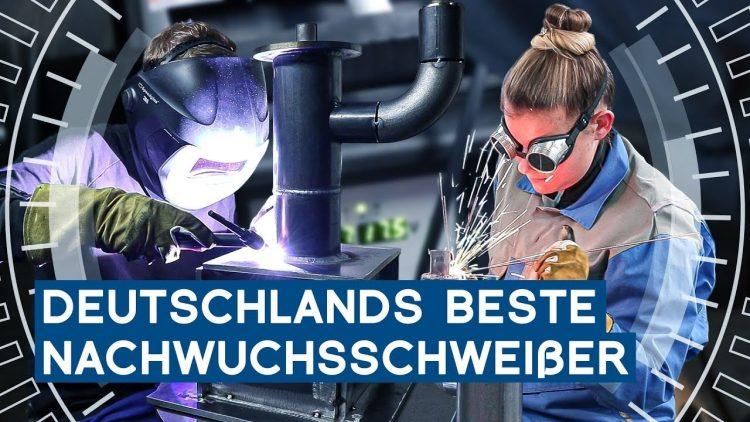 Jugend schweißt: Deutschlands beste Nachwuchsschweißer | 2019 | METAL WORKS-TV