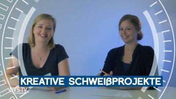 Kreative Projekte aus dem Bereich Schweißen | Querformat | METAL WORKS-TV