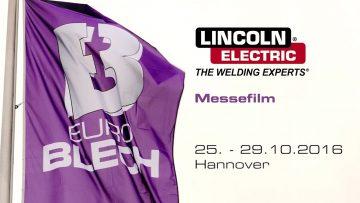 Lincoln auf der Euroblech 2016