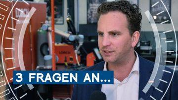 Lorch Welding Package: Drei Fragen an Paul Spronken | METAL WORKS-TV