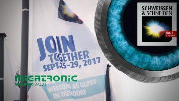 Migatronic auf der SCHWEISSEN & SCHNEIDEN 2017