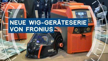 Neue WIG-Geräteserie von Fronius: Das kann die MagicWave 230i | METAL WORKS-TV