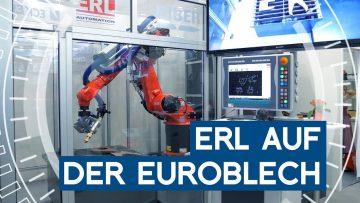 Neuheiten von ERL auf der Euroblech 2018 | METAL WORKS-TV