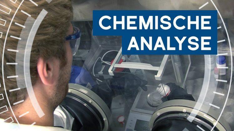 Praxistipp 9: Chemische Analyse