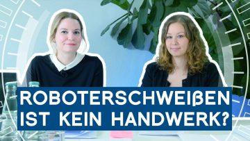 Querformat: Roboterschweißen hat nichts mit Handwerk zu tun? | METAL WORKS-TV