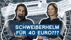 Schweißerhelm für 40 Euro – Geht das? | Nik kommentiert Kommentare