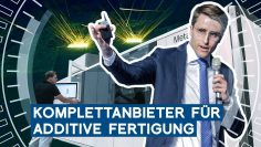 SMS group: Additive Fertigung vom Pulver bis zur Anlage | METAL WORKS-TV