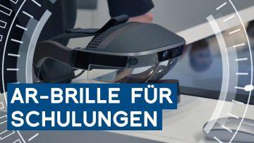 SMS Group schult Kunden und Mitarbeiter mit Virtual Reality | Im Fokus | METAL WORKS-TV