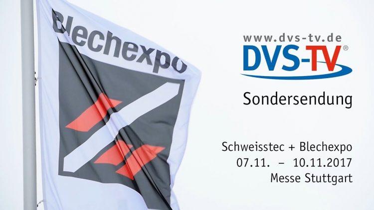 Sondersendung Schweisstec 2017