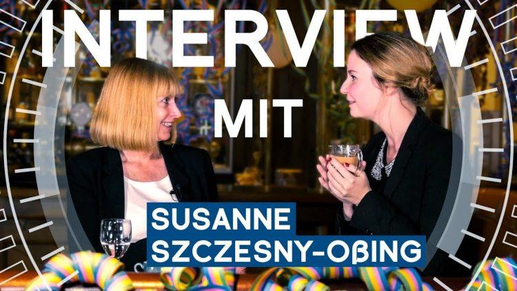 Susanne Szczesny-Oßings Erfahrungen als Frau in der Schweißtechnikbranche