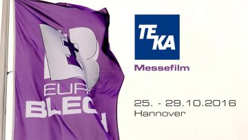 Teka auf der Euroblech 2016