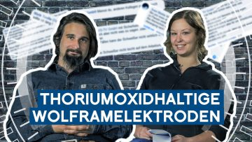 Thoriumoxidhaltige Wolframelektroden beim WIG-Schweißen | Nik kommentiert Kommentare