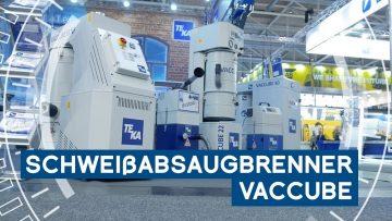 Vaccubes: Teka stellt neue Filteranlagenserie vor | Euroblech 2018 | METAL WORKS-TV