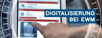 Welding 4.0: Digitalisierung bei EWM   Euroblech 2018   METAL WORKS-TV