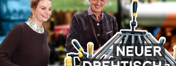 Bernd Siegmund: Neuer Drehtisch Blechexpo/Schweisstec