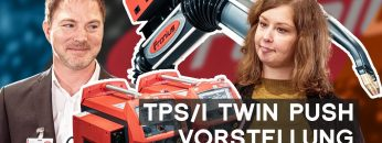 Fronius: Das kann die TPS/i Twin Push | METAL WORKS TV