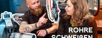 Fronius: Rohre schweißen mit FCW