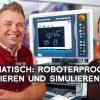 Neu bei ERL: 3D-Datenimport und Robotersimulation BIBER.sim