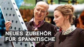 Neues Zubehör von Siegmund: Aluprofile und Schablonen | METAL WORKS TV