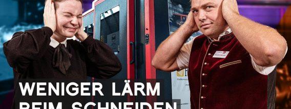 erlcut-silent: Leiser Plasmaschneiden dank Schallschutzkabine | METAL WORKS TV